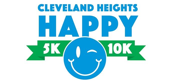 Cleveland Heights Happy 5K and 10K